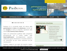 Tablet Preview of pavibeton.net
